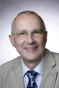 Vorstand Fritz Dunken